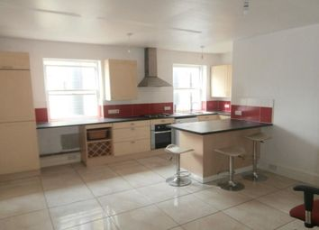 Thumbnail 3 bed flat to rent in Trinity Street, Huddersfield