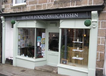 Thumbnail Restaurant/cafe for sale in St Thomas Street, Penryn