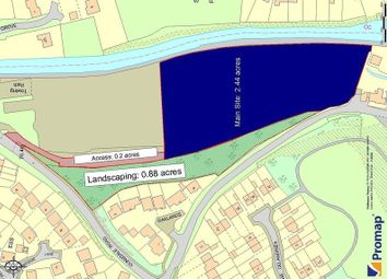 Thumbnail Land for sale in Ounsdale Road Off Giggetty Lane, Wombourne