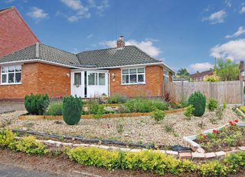 Thumbnail 2 bed bungalow for sale in Wordsworth Avenue, Redditch
