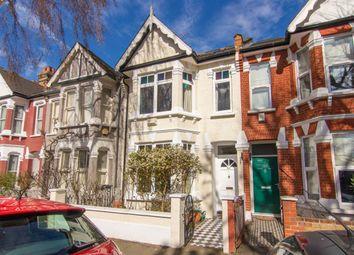 Thumbnail 4 bed terraced house for sale in Hazledene Road, London