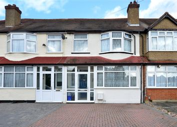 Thumbnail 3 bed terraced house for sale in Braemar Road, Worcester Park, Surrey