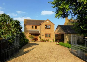 Thumbnail 3 bedroom country house for sale in Murrow Bank, Murrow, Cambridgeshire