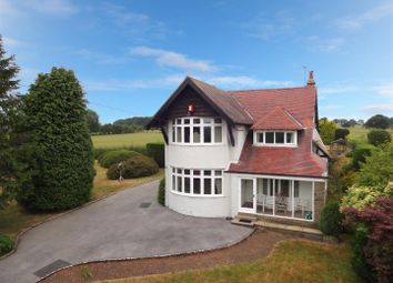 Thumbnail 4 bed detached house for sale in Kings Road, Bramhope, Leeds