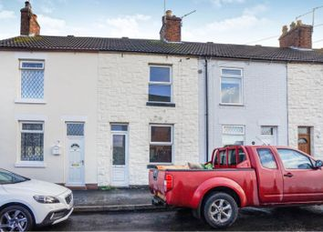 Thumbnail 2 bed terraced house for sale in Oversetts Road, Swadlincote