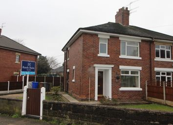 3 bed semi-detached house for sale in Richmond Road, Stoke-On-Trent ST4