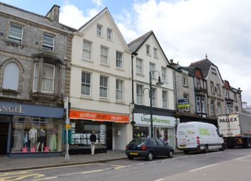 Thumbnail 1 bedroom flat to rent in The Arcade, Fore Street, Okehampton