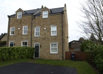 Thumbnail 4 bed semi-detached house for sale in Nether Dale, Denby Dale, Huddersfield
