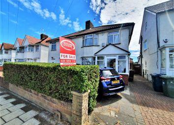 3 bed semi-detached house for sale in Camrose Avenue, Edgware HA8