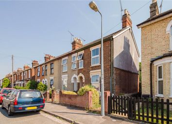 Thumbnail 3 bed end terrace house for sale in Levington Road, Ipswich, Suffolk