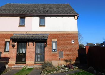Thumbnail 2 bed end terrace house for sale in The Cricketers, Axminster