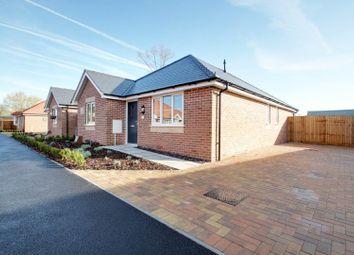 Thumbnail 3 bed detached bungalow for sale in Plot 5, Whitegates Court, Little Clacton