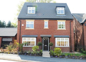 "Thumbnail 5 bed detached house for sale in ""Burton"" at Lightfoot Green Lane, Lightfoot Green, Preston"