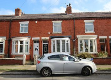 Thumbnail 3 bed terraced house to rent in Bents Avenue, Flixton, Urmston, Manchester