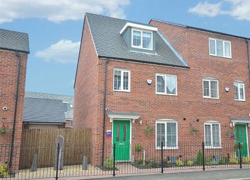 Thumbnail 3 bed semi-detached house for sale in Dragonfly Meadow, Pineham, Northamptonshire