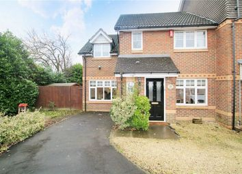 Thumbnail 3 bed end terrace house for sale in Old School Road, Uxbridge