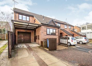 3 bed terraced house for sale in Nether Ley Court, Chapeltown, Sheffield S35