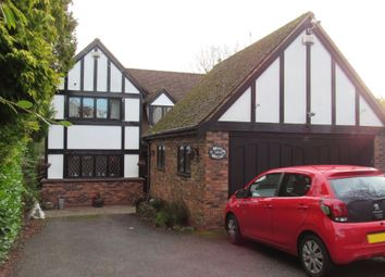 Thumbnail 4 bed detached house for sale in Cromwell Lane, Burton Green, Kenilworth