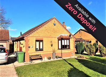 Thumbnail 2 bed detached bungalow to rent in Hagbech Hall Close, Emneth, Wisbech