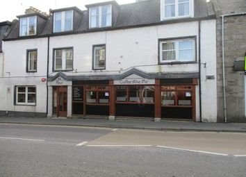 Thumbnail Retail premises to let in Whisky Brae, Union Street, Ellon