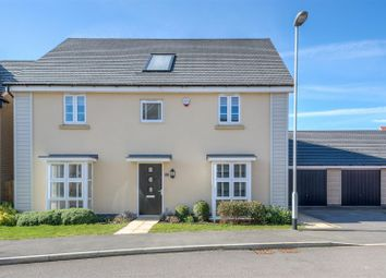 Thumbnail 4 bed detached house for sale in Lockgate Road, Northampton