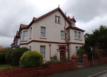 Thumbnail 7 bed end terrace house for sale in Howard Road, Llandudno, Conwy, North Wales