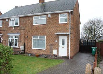 Thumbnail 3 bed semi-detached house for sale in Bainton Grove, Clifton, Nottingham, Nottinghamshire
