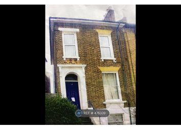Thumbnail 1 bed flat to rent in St Donatts Road, London