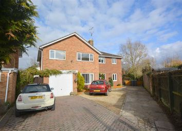 Thumbnail 4 bed detached house for sale in Clover Drive, Hardwicke, Gloucester