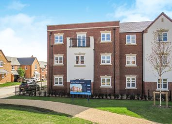 Thumbnail 2 bedroom flat for sale in Croft Close, Two Gates, Tamworth