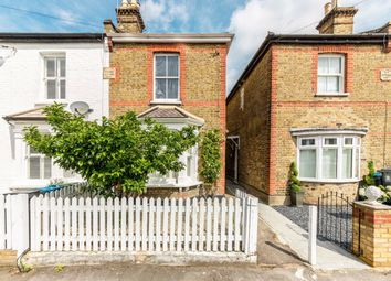 Thumbnail 3 bedroom semi-detached house to rent in Windsor Road, Kingston Upon Thames