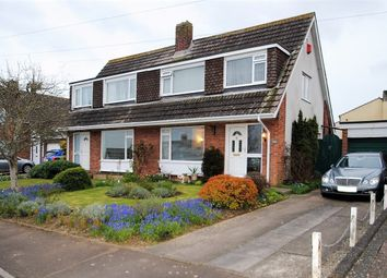 Thumbnail 3 bed semi-detached house for sale in Highcroft, Woolavington