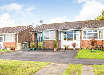 Thumbnail 2 bed terraced bungalow for sale in Mountbatten Place, Kings Worthy, Winchester