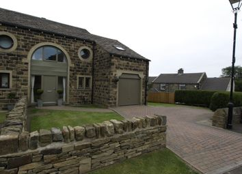 Thumbnail 3 bed barn conversion for sale in Sycamore Green, Lower Cumberworth, Huddersfield