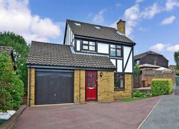 3 bed detached house for sale in Rhodewood Close, Downswood, Maidstone, Kent ME15