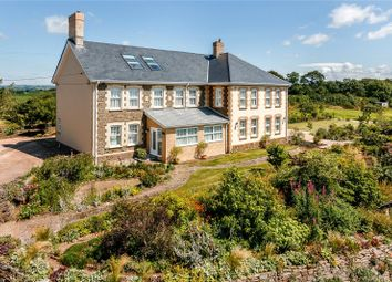Thumbnail 7 bed detached house for sale in Chilton, Crediton, Devon