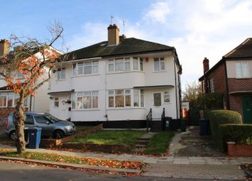 Thumbnail 3 bed semi-detached house for sale in Riverdene, Edgware