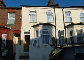 Thumbnail 3 bedroom terraced house to rent in Naseby Rd, Luton
