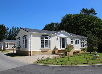 Thumbnail 2 bed mobile/park home for sale in Oakwood Court, Whitehill, Bordon