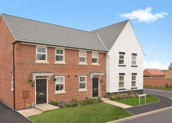 "Thumbnail 2 bed terraced house for sale in ""Elm"" at Driffield Road, Beverley"