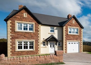 Thumbnail 4 bed detached house for sale in Balmoral, Waterside, Cottam Way, Cottam, Preston