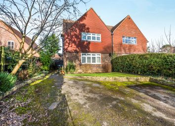Thumbnail 3 bed property for sale in Castle Street, Bletchingley, Redhill
