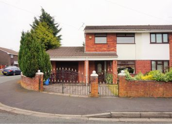 Thumbnail 3 bed semi-detached house for sale in Linnet Way, Liverpool