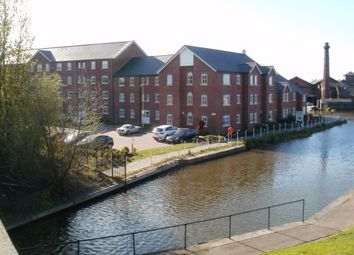 Thumbnail 2 bed flat to rent in Grosvenor Wharf Road, Ellesmere Port, Cheshire