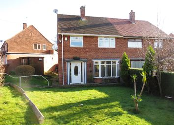 Thumbnail 3 bedroom semi-detached house for sale in Swarcliffe Bank, Leeds