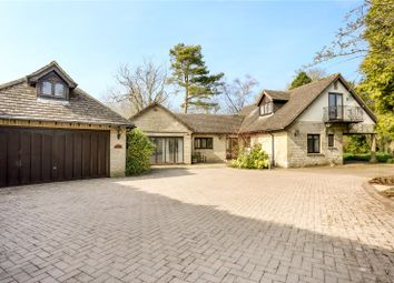 Thumbnail 5 bed detached house for sale in The Avenue, Bussage, Stroud, Gloucestershire