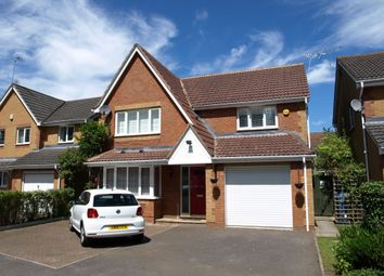 Thumbnail 4 bed detached house to rent in Prospect Avenue, Farnborough