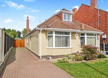 Thumbnail 4 bed detached bungalow for sale in Woodville Road, Overseal