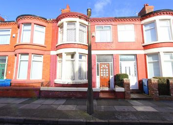 Thumbnail 3 bed terraced house for sale in Isabel Grove, Tuebrook, Liverpool