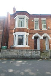 Thumbnail 5 bedroom shared accommodation to rent in Lenton Boulevard, Lenton, Nottingham
